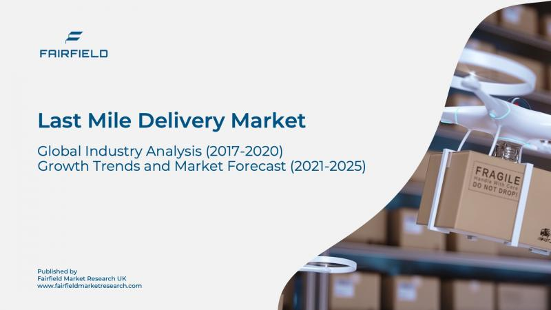 Last Mile Delivery Market size is expected to reach USD 720.9