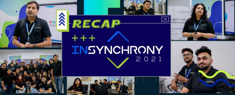 Get a look into what INSYNC has achieved in the past year and what they hold for the future through their annual dashboard - INSYN