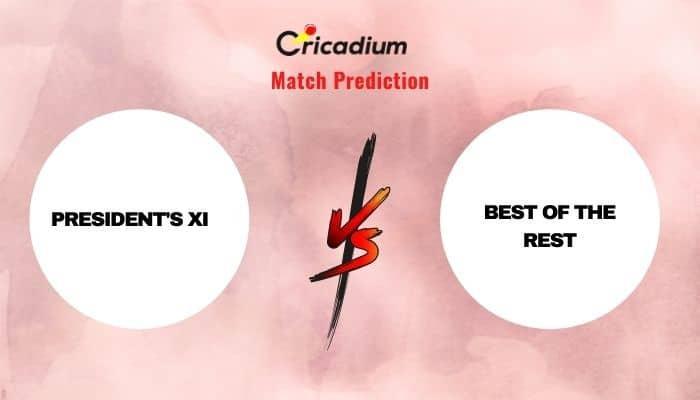PRS XI vs BTR Today Match Prediction & Live Score