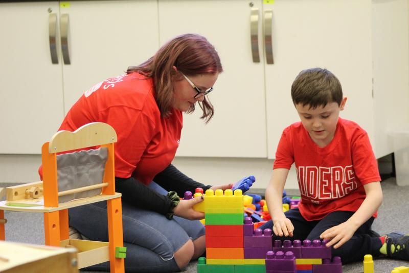 Menphys supports disabled children, young people and their families