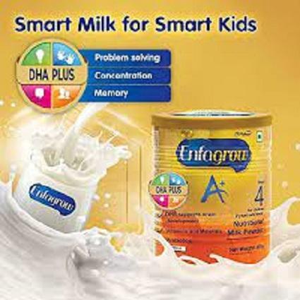 Kids Milk Powder Market