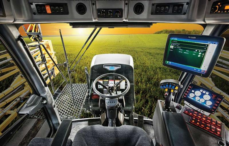 Precision Farming Equipment