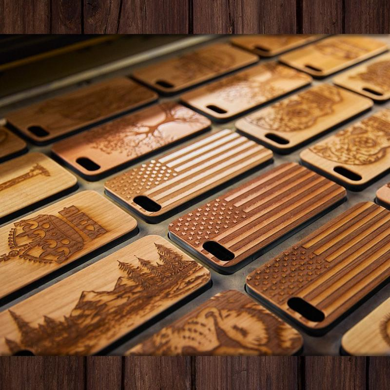 Wholesale Opportunity For Wood Phone Case, Launched By Otto Case