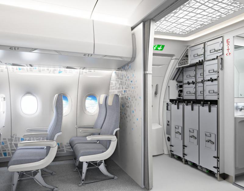 Aircraft Galley Carts