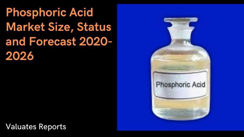 Phosphoric Acid Market Is Expected To Reach USD 40800 Million