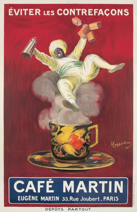 Poster Auctions International's Rare Posters Auction #84
