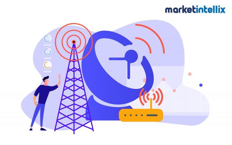 2G 3G 4G & 5G Wireless Market