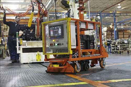 What to expect from the Automated Guided Vehicles (AGV) Fleet