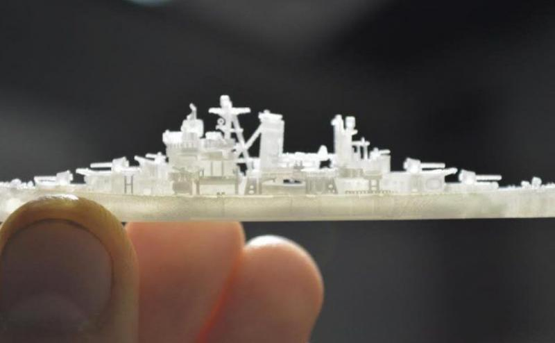 Microscale 3D Printing Market