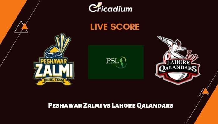 Pakistan Super League 2021 Live Score