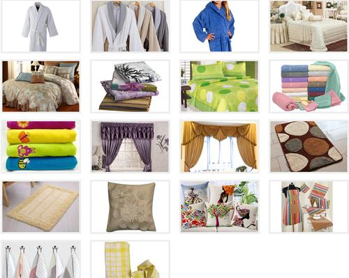 Home Textile Products Market