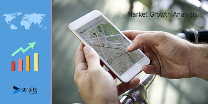 Digital Map Market