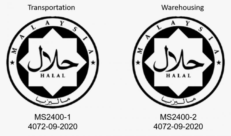 Quanterm Logistics Malaysia Certified by JAKIM on Halal