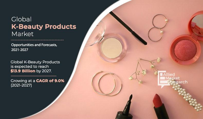 DO YOU KNOW : K-Beauty Products Market Expected to Reach $13.9