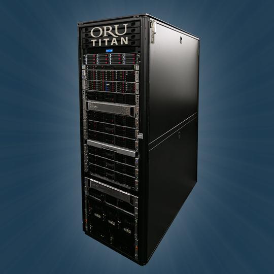 ORU's Titan Supercomputer