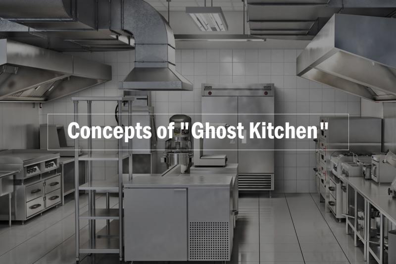 Cloud Kitchen or Ghost Kitchen
