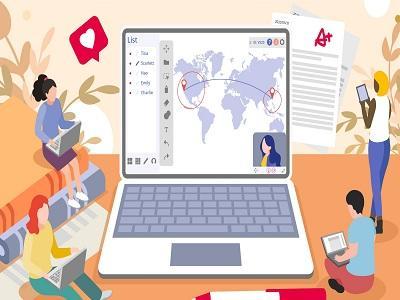 Virtual Classroom Market May See a Big Move | Major Giants Sony,