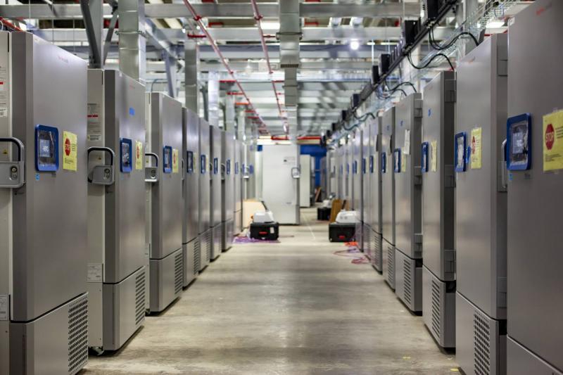 Portable Ultra-low Temperature Freezer for COVID-19 Vaccine Market