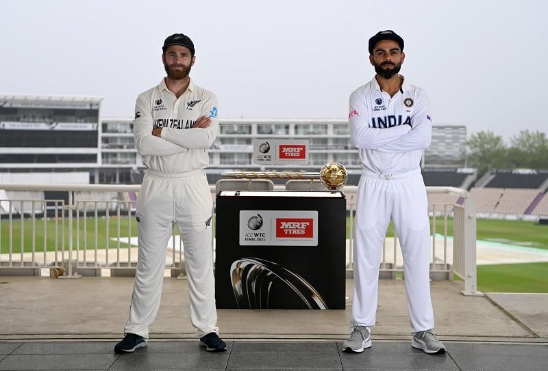 ICC WTC 2021, IND vs NZ Final Live Cricket Score