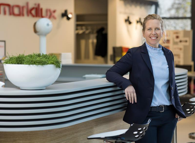 markilux has become even better known thanks to a new corporate design.