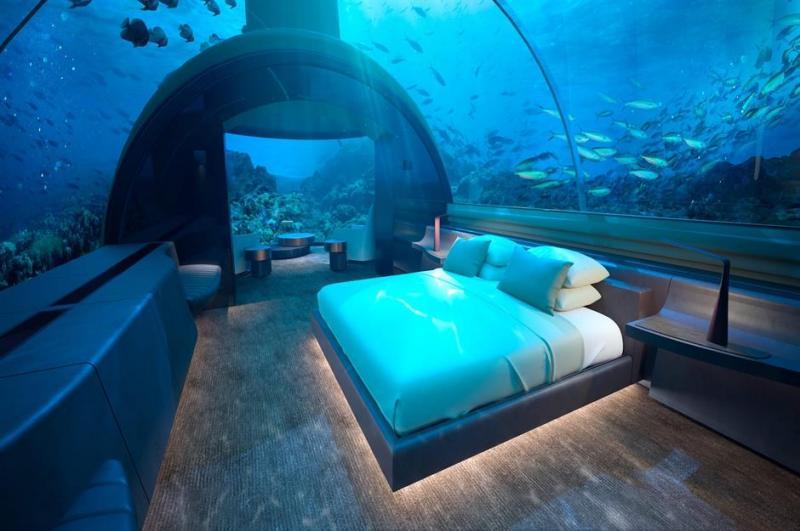 Underwater Hotels Market