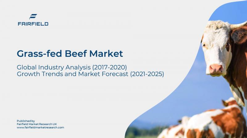 Grass-fed Beef Market to Reach US$13,369.4 Million, Globally,