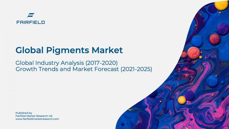 Global Pigment Market to Garner US$40 Billion Globally, by 2025