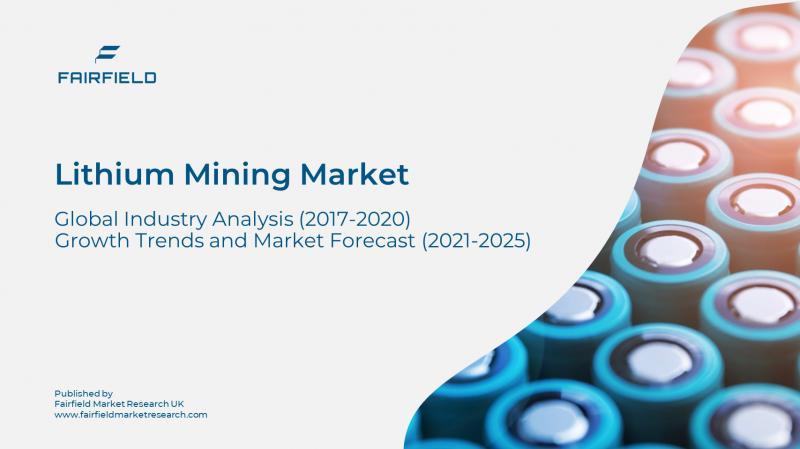 Lithium Mining Market to Garner US$1,630.30 Million, Globally,