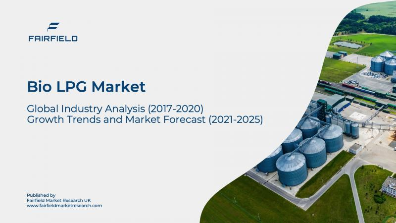 Bio LPG Market is Expected to Reach US$1,020.32 Mn, Globally,