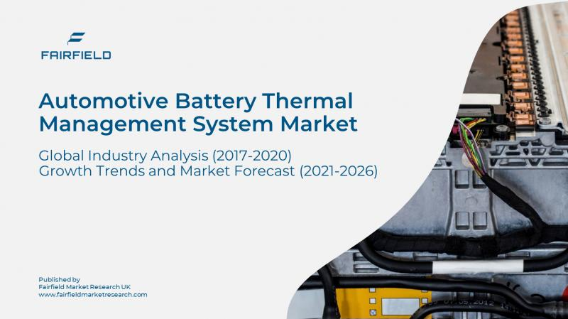 Automotive Battery Thermal Management Systems Market to Garner