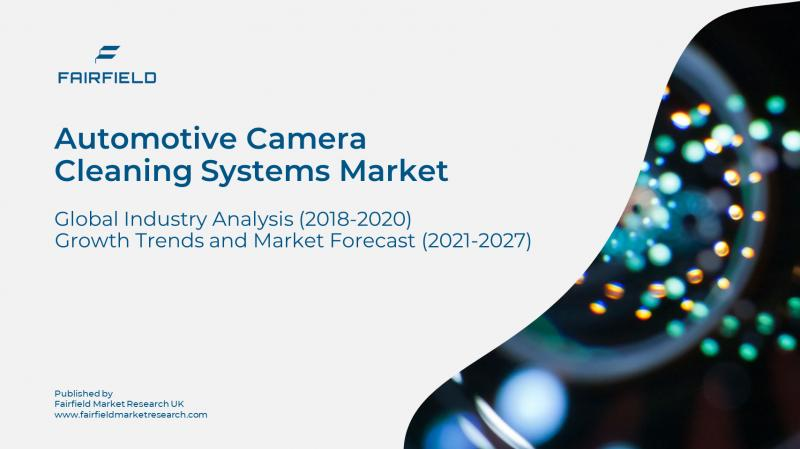 Automotive Camera Cleaning System Market to Reach US$1.2 Bn,