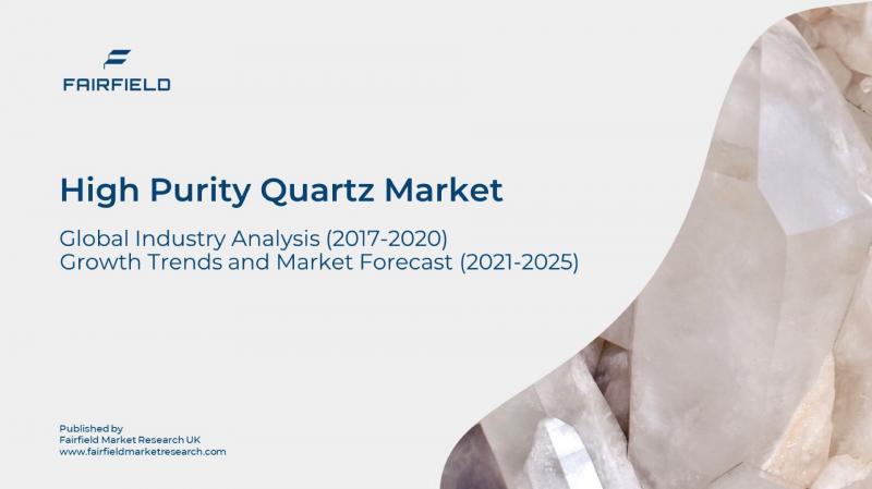 Global High Purity Quartz Market to Generate US$1.13 Billion,