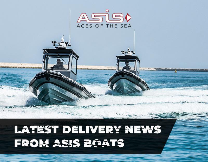 ASIS Patrol Boats