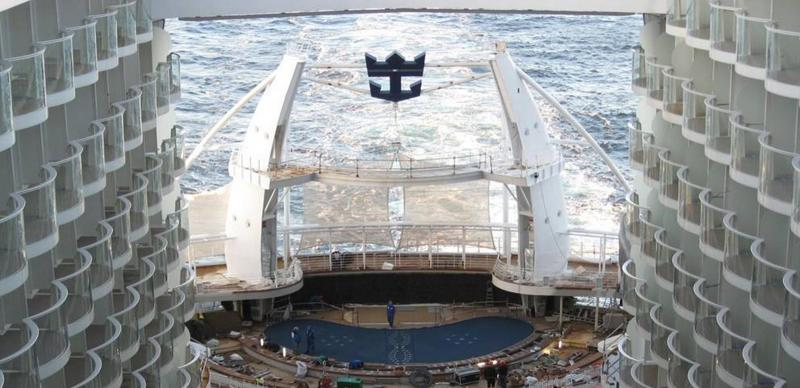Handling Specialty is proud to announce their involvement with Royal Caribbean International