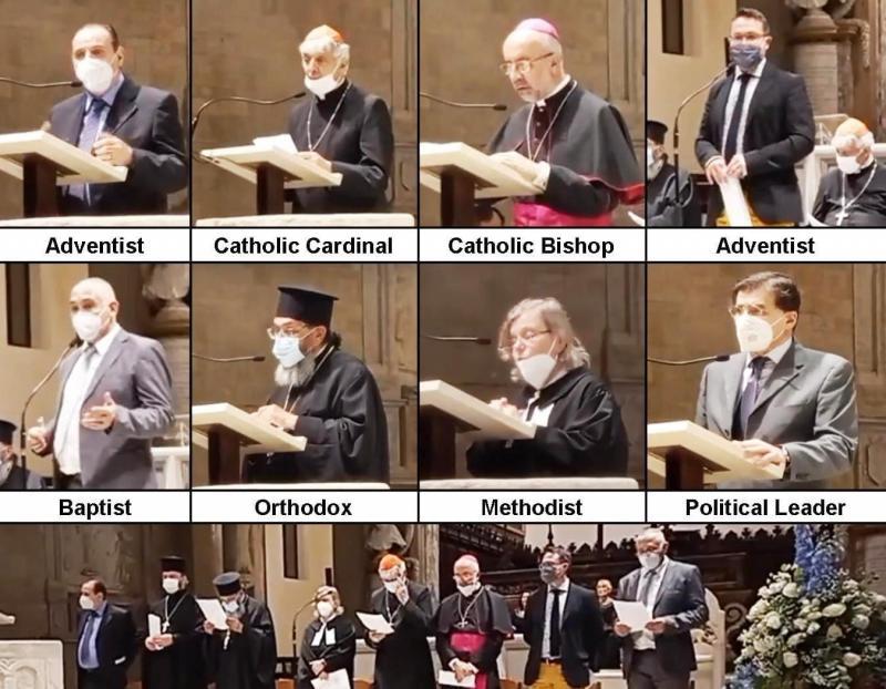Adventists and Catholics Celebrate the Ecumenical Charter,
