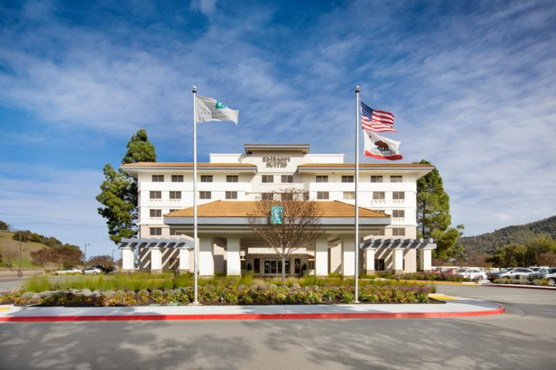 Embassy Suites by Hilton San Rafael Marin County Unveils Property Upgrade