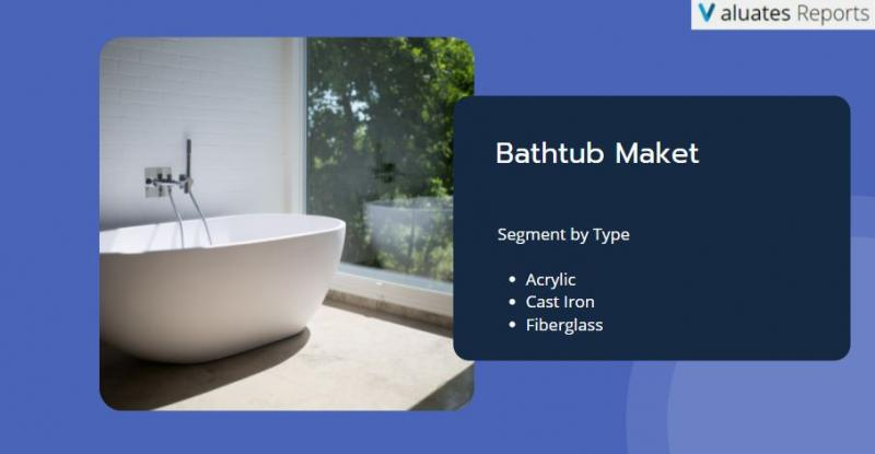 Bathtub Market Report, Size, Share, Growth, Industry Forecast |