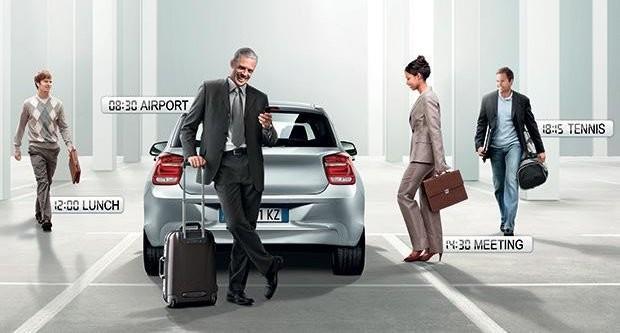 Corporate Car-Sharing Market