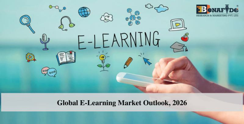 Global E-learning Market is anticipated to grow with the CAGR