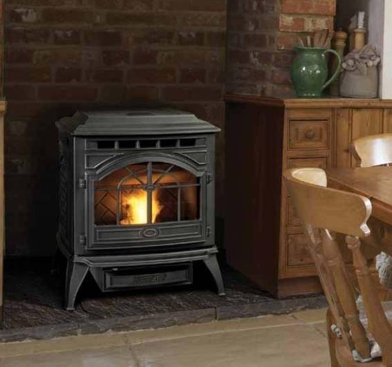 Global Pellet Heating Stoves Market