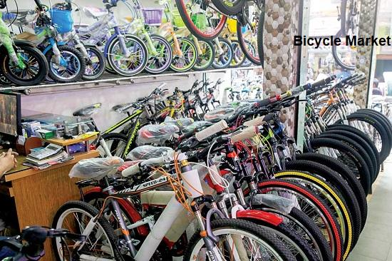 Bicycle Market Top Key Players - Giant Manufacturing Co. Ltd