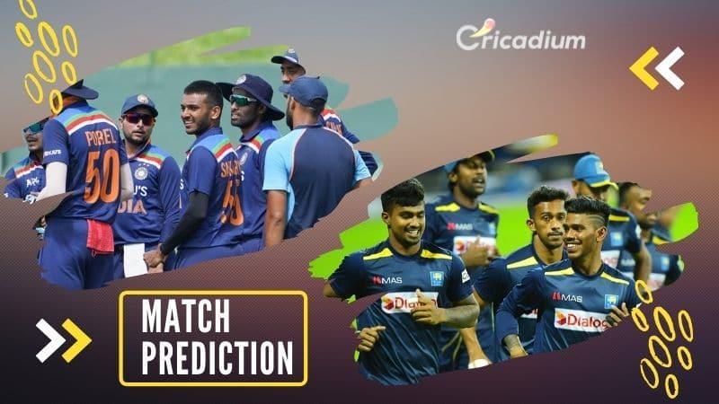 1st ODI 2021, IND vs SL Today Match Prediction 18th July