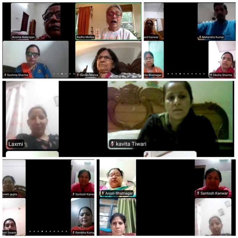 JMA Pilani Webinar by Counselling Expert Mrs Radha Mishra Director College Counselling Hun School Princeton USA
