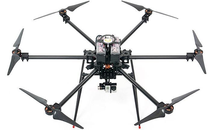 Multirotor Drones Market
