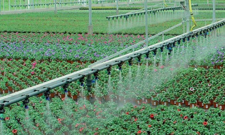 Global Smart Greenhouse Irrigation System Market