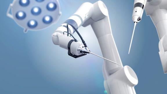 Vascular Interventional Surgery Robot
