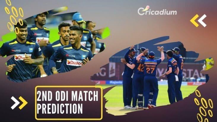 SL vs IND Match Prediction Who Will Win Today's 2nd ODI of India vs Sri Lanka