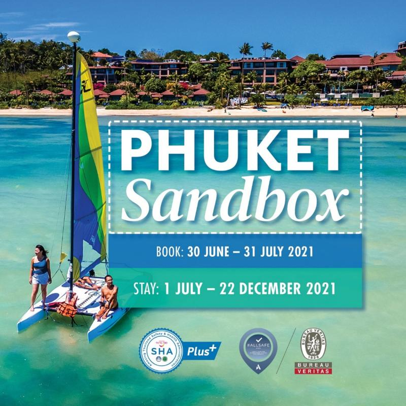 PHUKET SANDBOX PROMOTION AT PULLMAN PHUKET PANWA BEACH RESORT