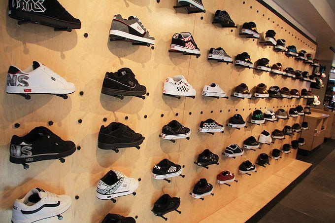 Footwear Retailing