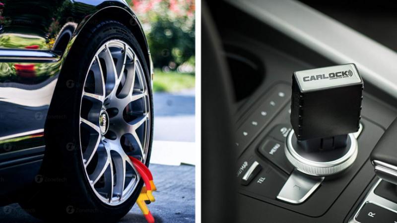 Vehicle Anti-Theft System
